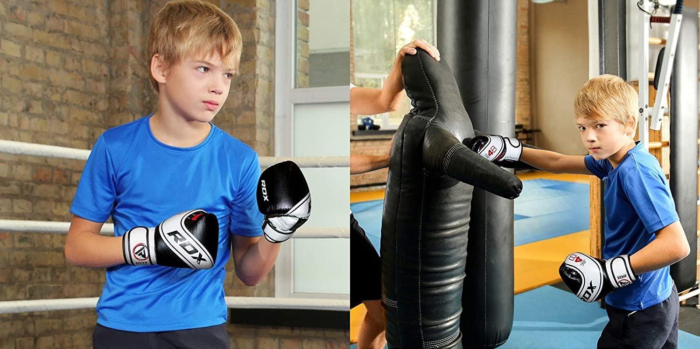 best muay thai gloves for kids