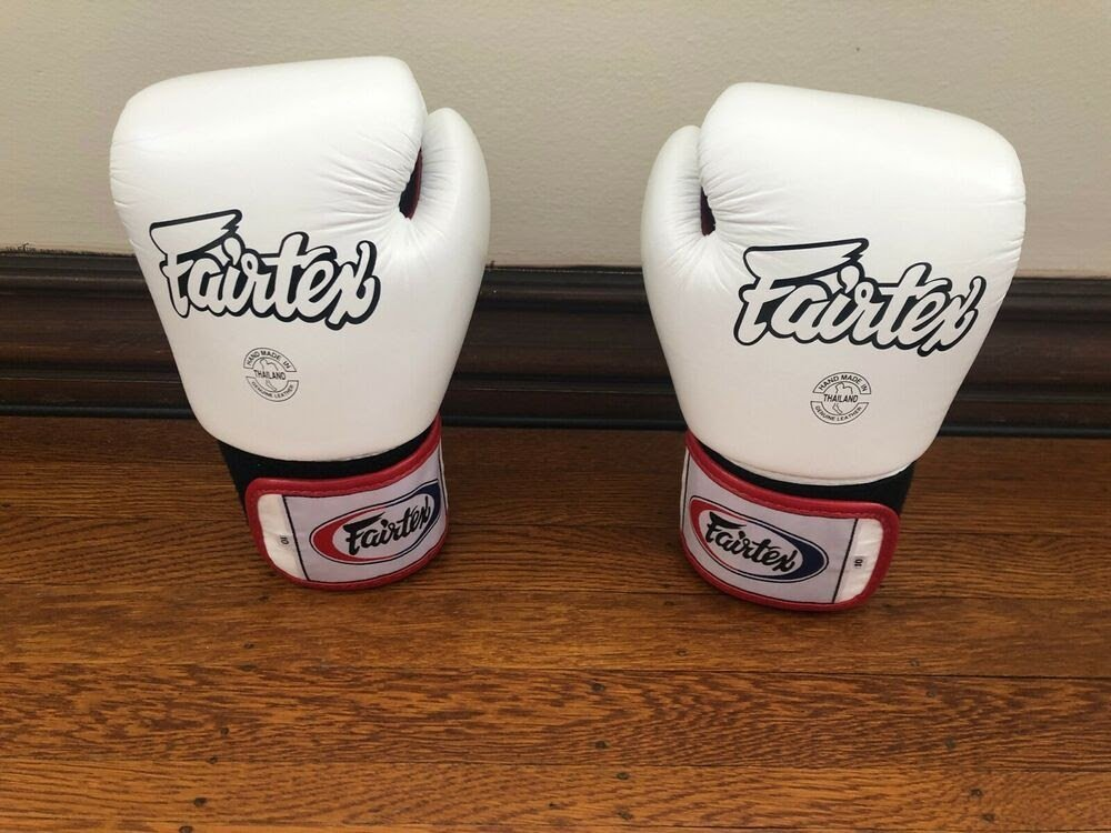 fairtex muay thai gloves