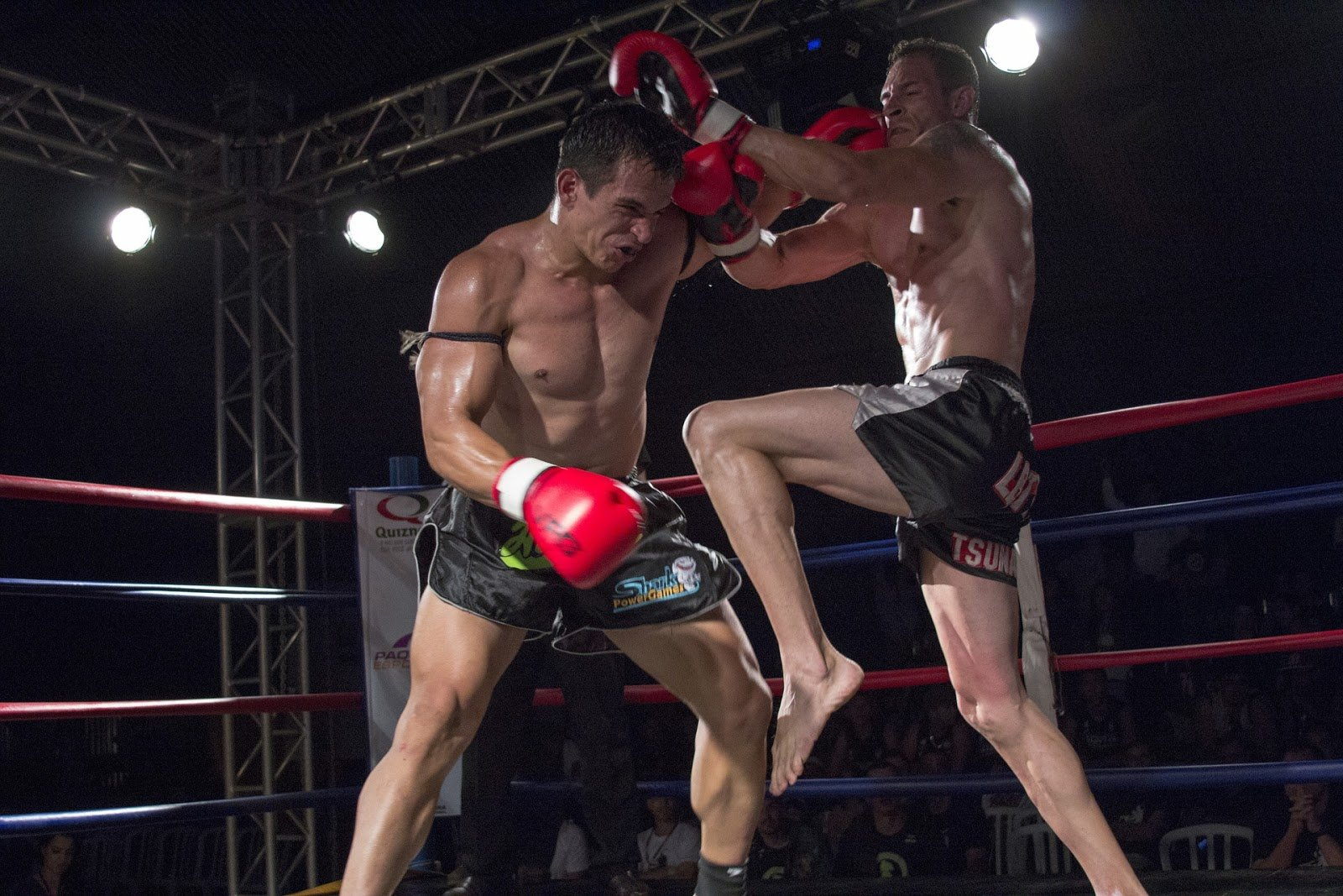 muay thai rules