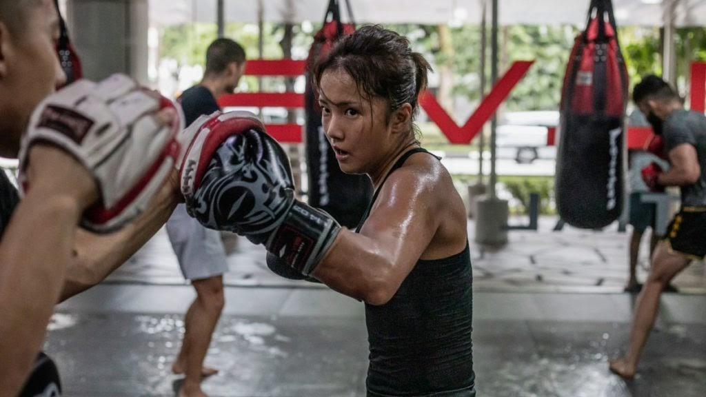 muay thai weight loss